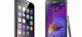 iPhone 6 Plus vs Samsung Galaxy Note 4 – Clash of the Titans