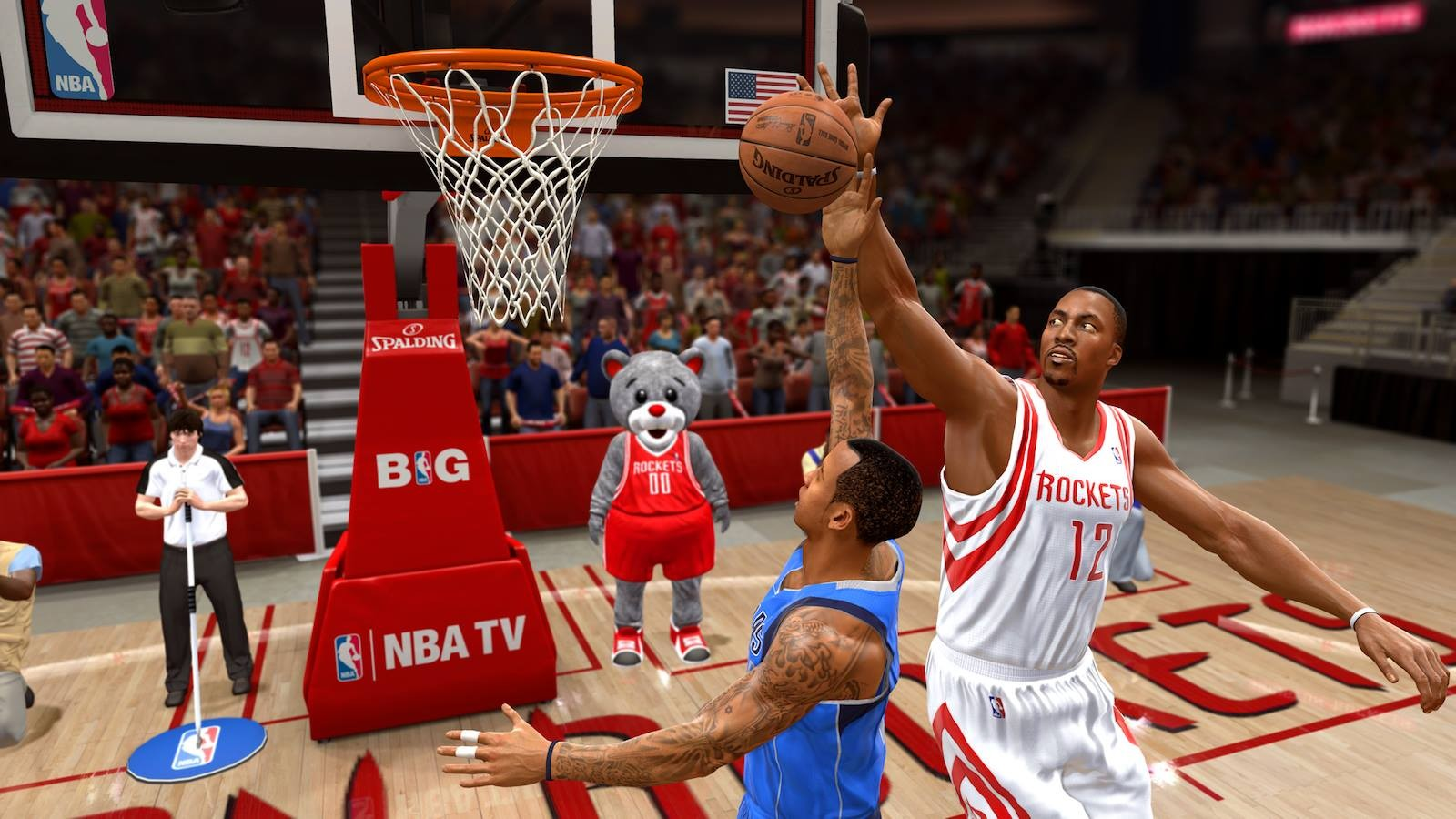 NBA LIVE 2015 For PC Full Game Free Download