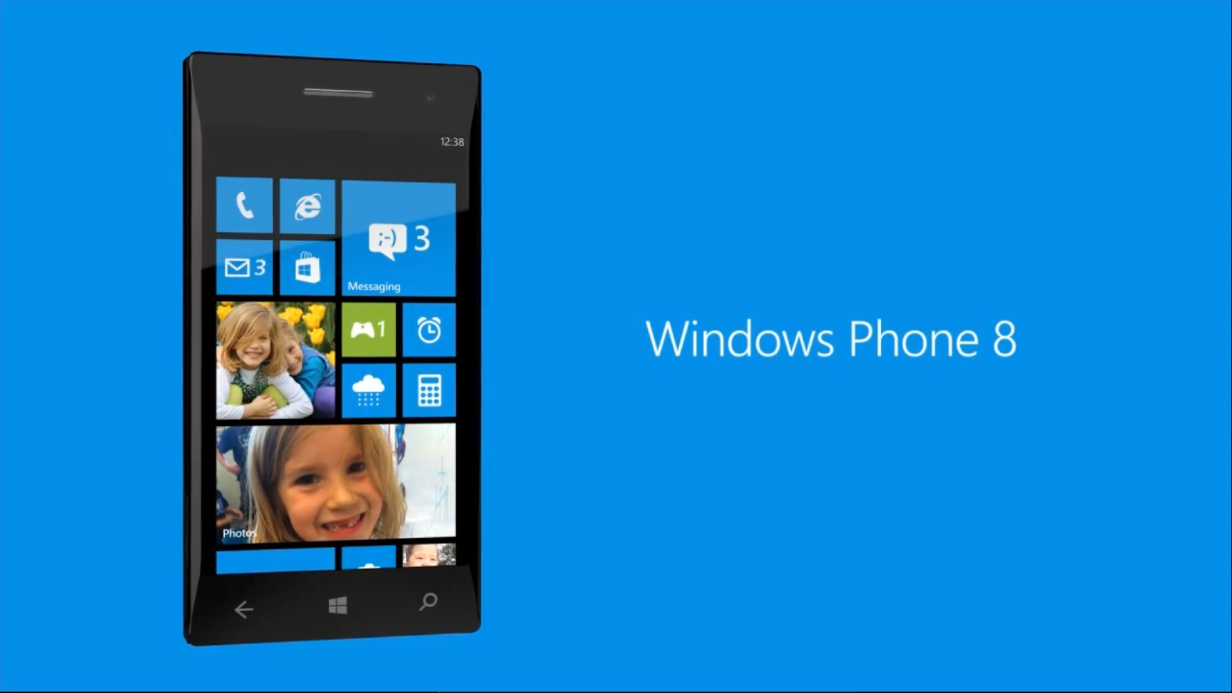 windows phone launched by blu load the game