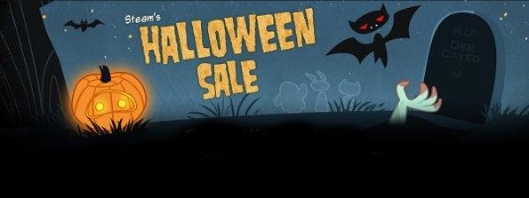 halloween steam sales 2017
