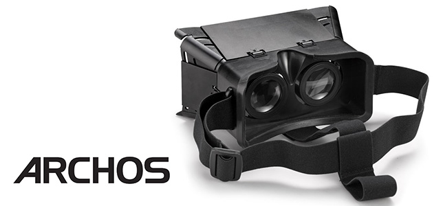Archos VR is the cheapest virtual reality headset you can find