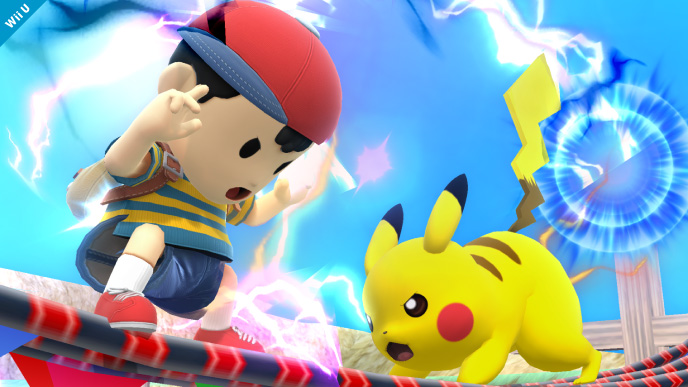 Nintendo Reveals Secret Characters For Super Smash Bros