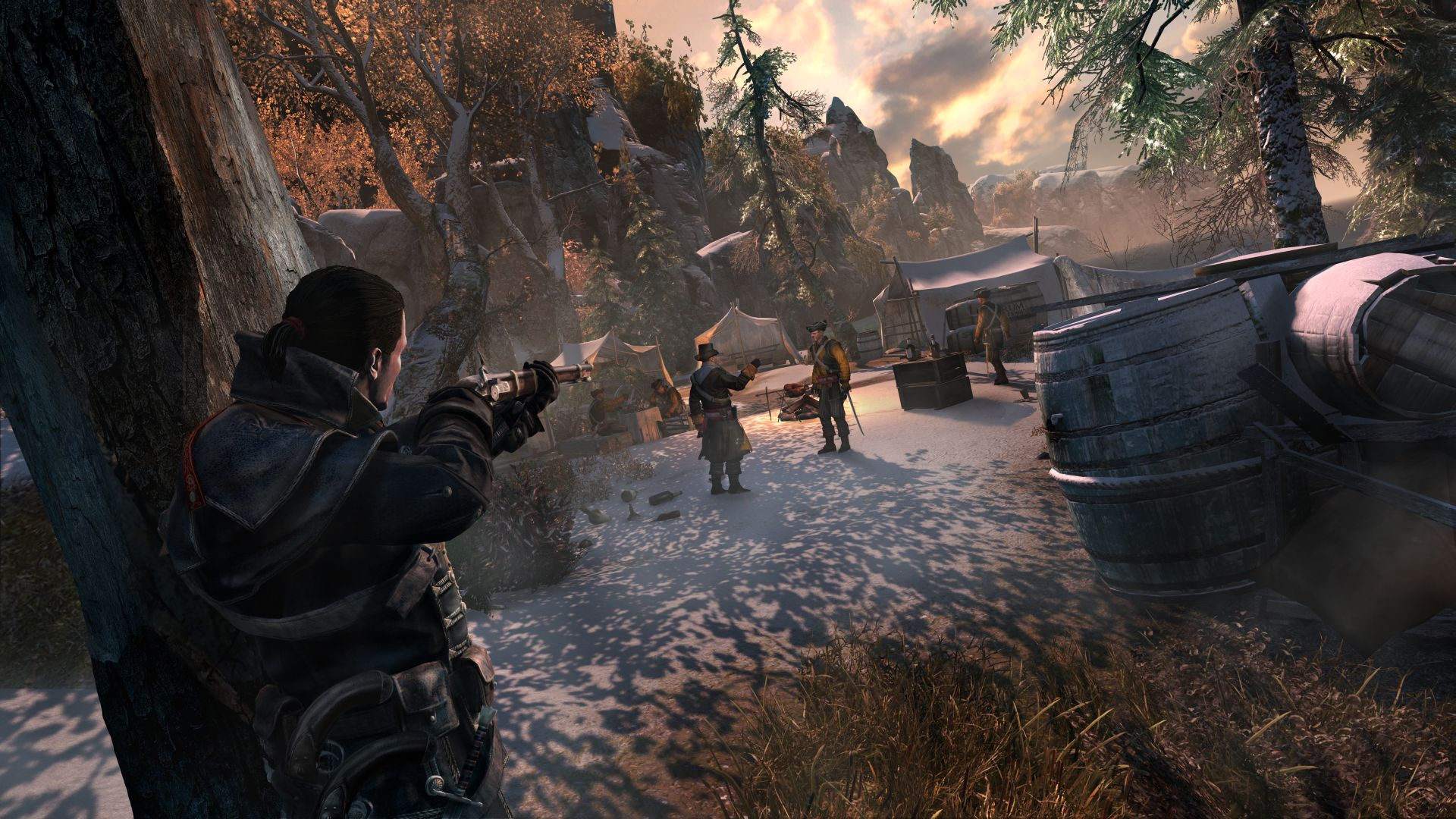 Assassin S Creed Rogue Is A Ps3 Exclusive In Japan Load The Game
