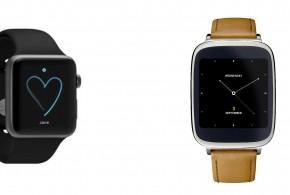 Apple Watch vs Asus ZenWatch: Review 2014