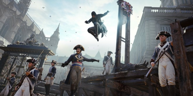 Assassin's Creed trailer showcases the game's open world.