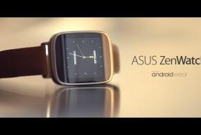Asus Zenwatch New model 2014