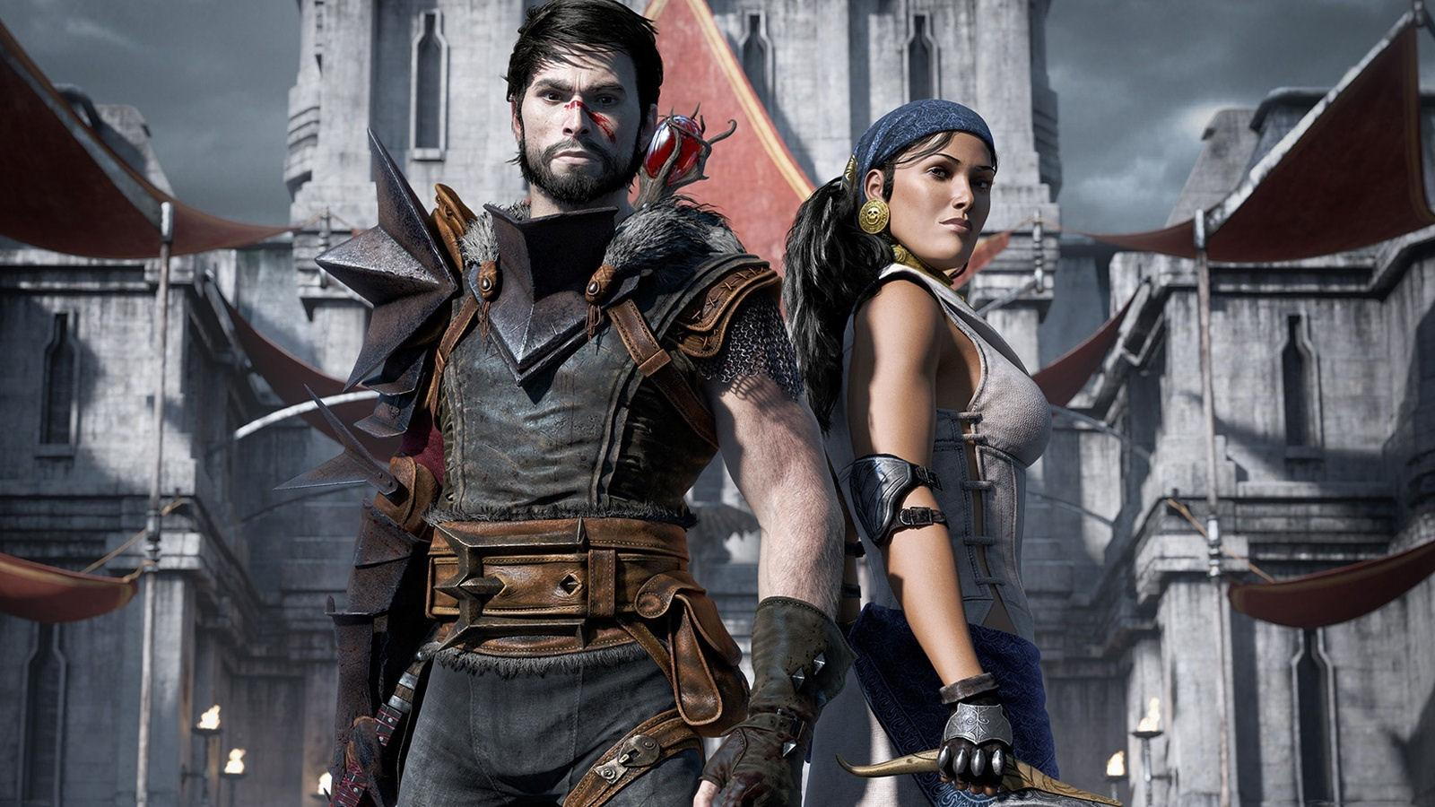 Dragon Age Inquisition Characters Leak Dragon Age Inquisition '
