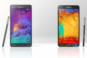 Galaxy Note 4 vs Galaxy Note 3 - specs, price, software comparison