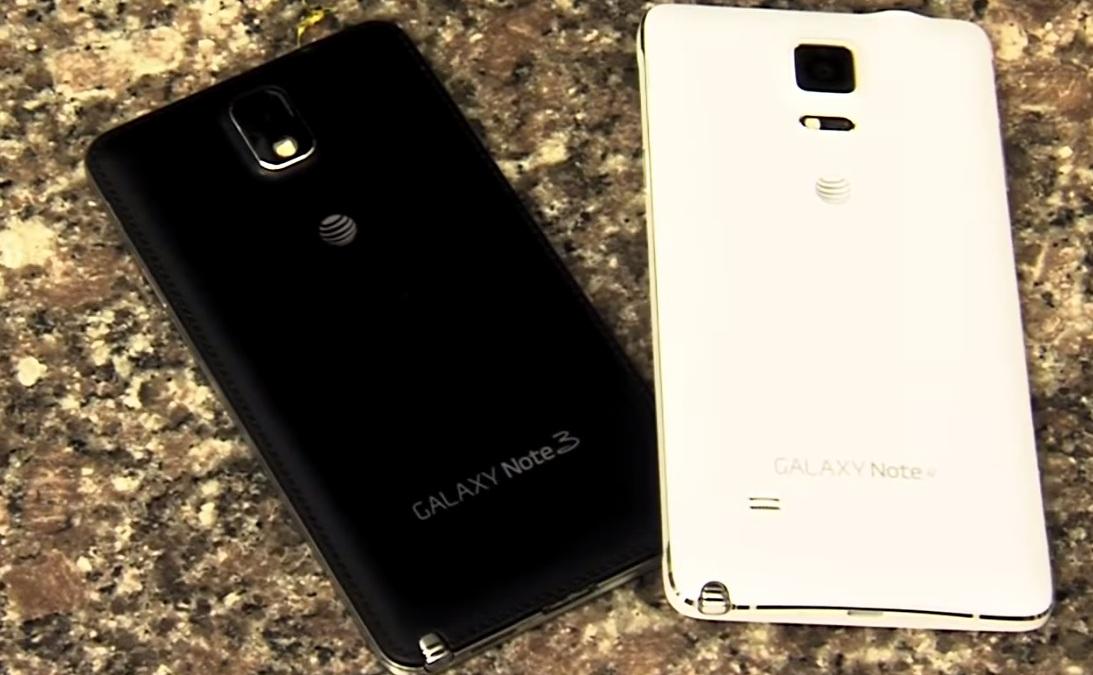 Galaxy Note 4 vs Galaxy Note 3 - specs, price, software comparison