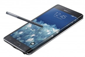 Galaxy Note Edge hanging screen damage confirmed by Samsung