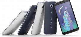 Nexus 6 from Motorola