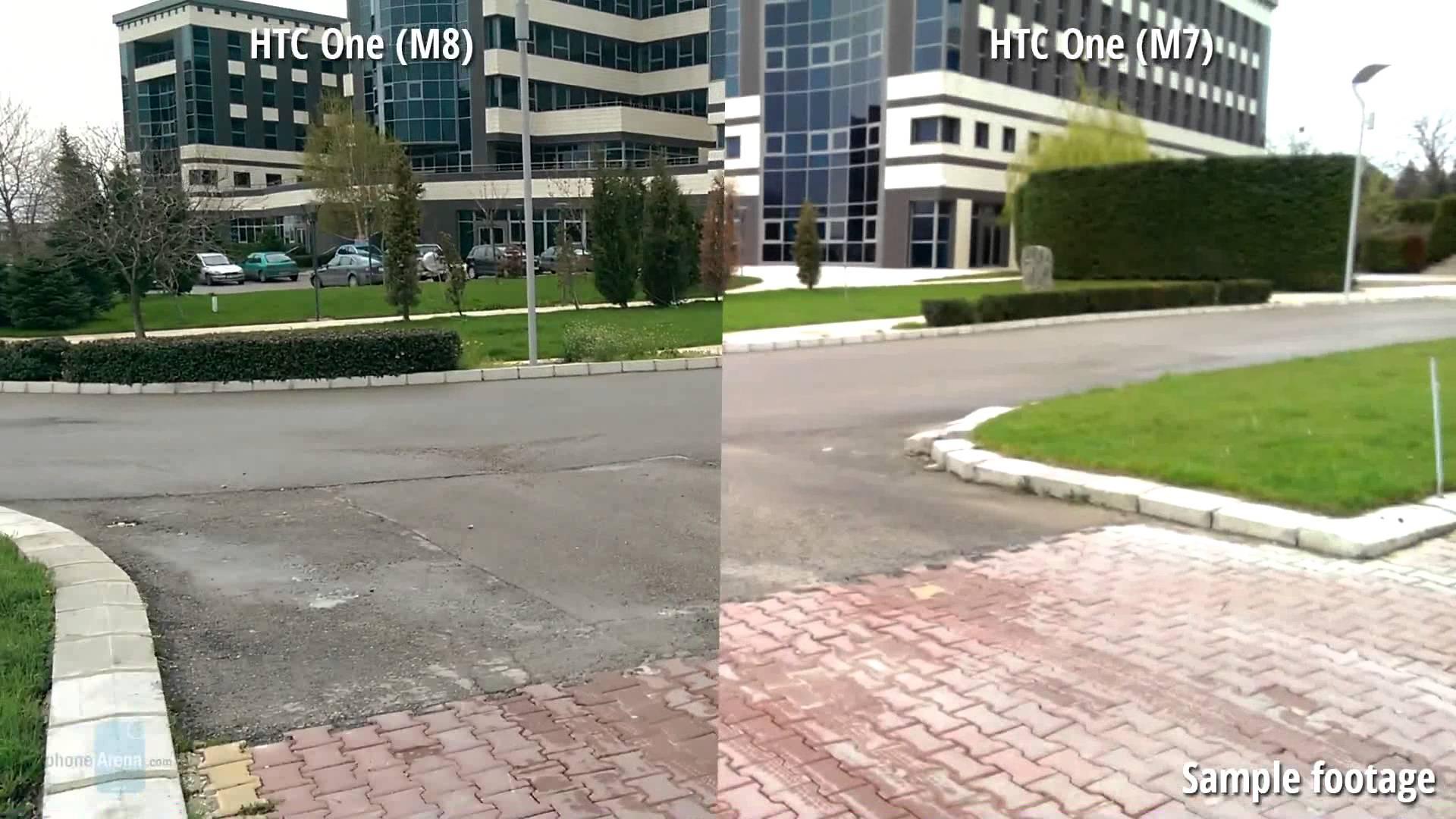 HTC One M7 vs HTC One M8 - specs, price, design compared