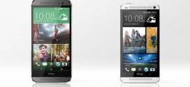 HTC One M7 vs HTC One M8 – specs, price, design compared