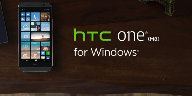 HTC One M8 Windows OS T-Mobile