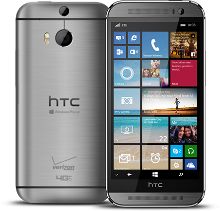 HTC One M8 for Windows T-Mobile launch