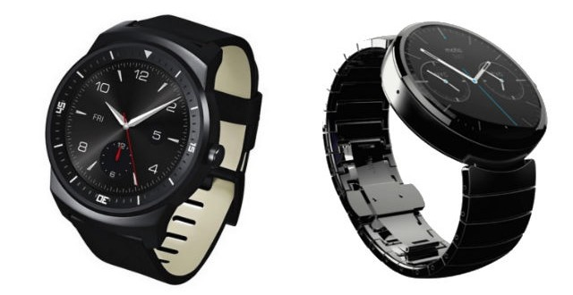 Moto 360 vs LG G Watch R – Load the Game