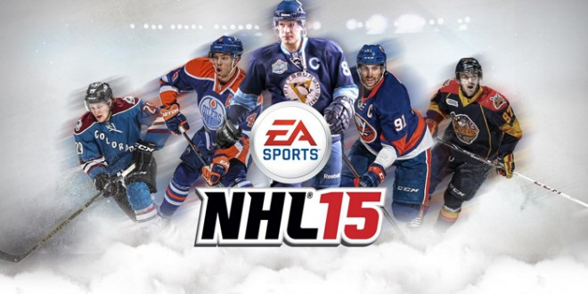 NHL 15 Content Update 3 introduces Online Team Play
