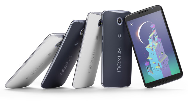 Nexus 6 vs iPhone 6 Plus - specs, design and price compared