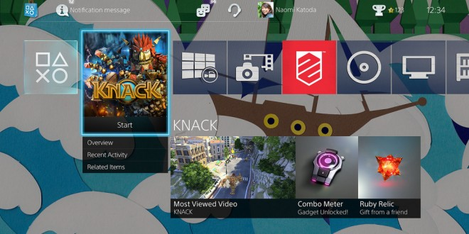 PS4 firmware update 2.0 release date officially announced