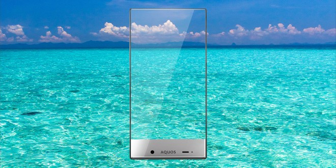 The Sharp Aquos Crystal goes up against newcomer Otium U5 in a battle of bezelles smartphones