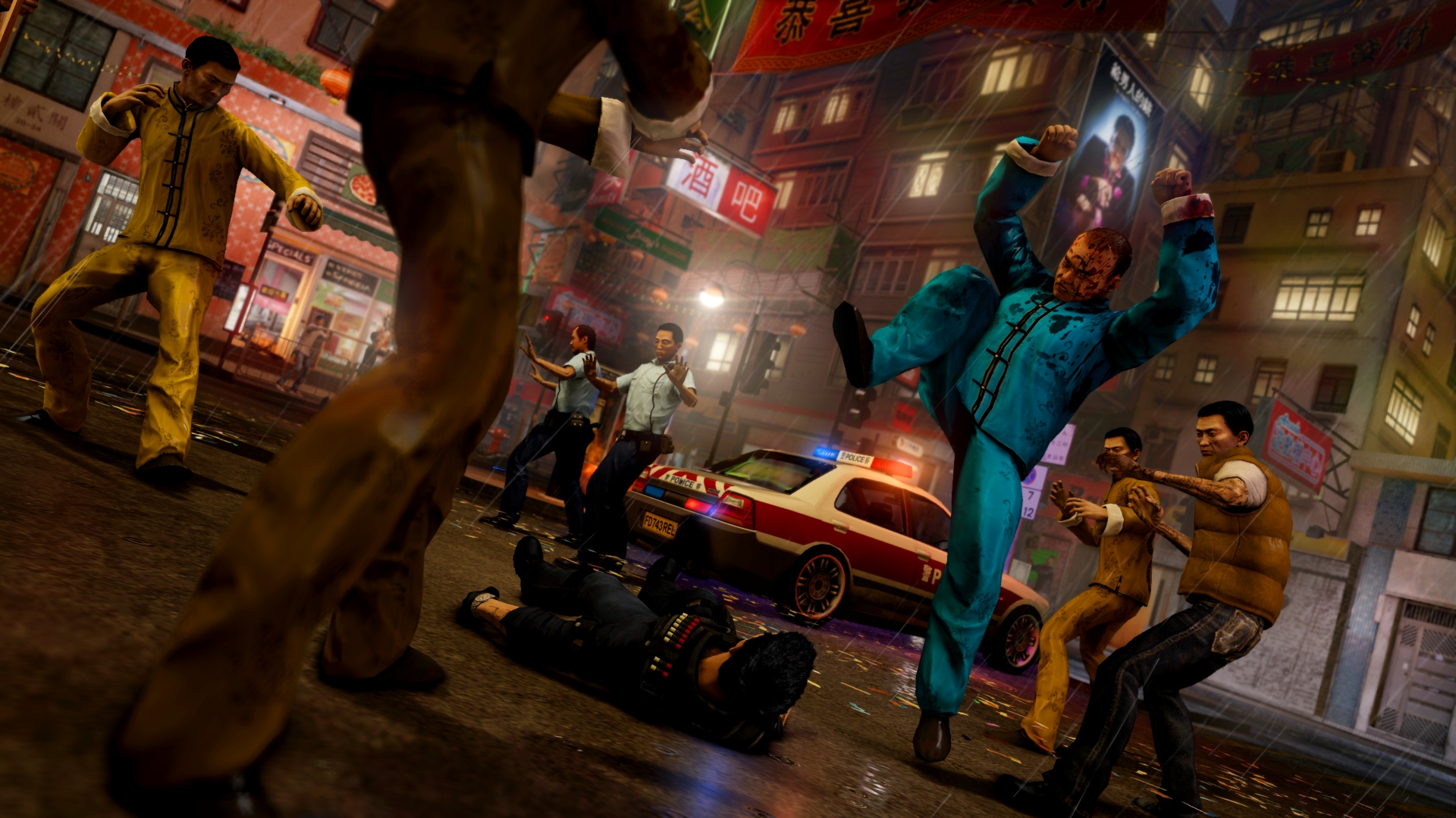 Sleeping Dogs Definitive Edition Worth Steam