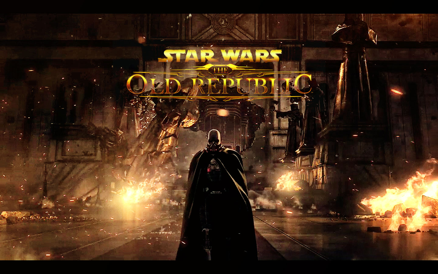 Star Wars The Old Republic Wallpaper Load The Game