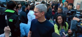Tim Cook talks about Apple Pay and Apple Watch in China