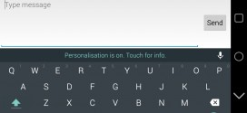 Android 5.0 Lollipop keyboard available for download