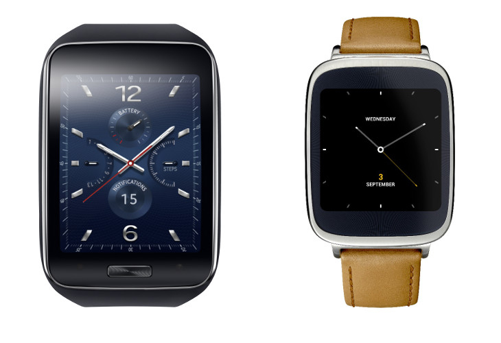 Asus ZenWatch vs Samsung Gear S • Load the Game