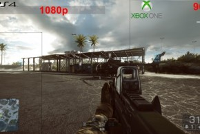 PS4 on 1080p vs Xbox One on 900p: Screenshot comparison