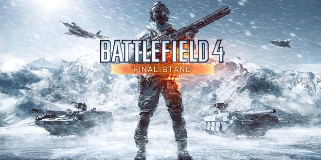 Battlefield 4 final stand - LTG