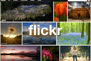Flickr iOS updated for iPad