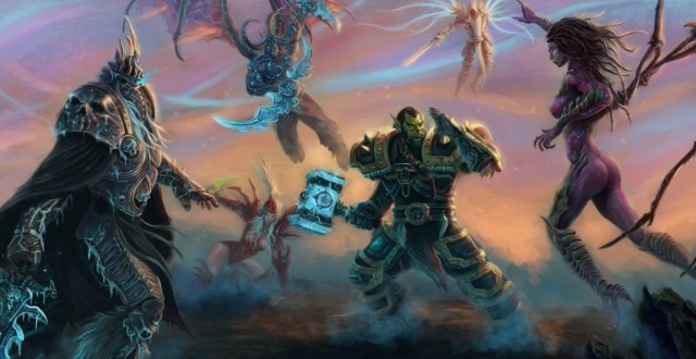 Can Heroes of the Storm hope to compete with the other MOBAs?
