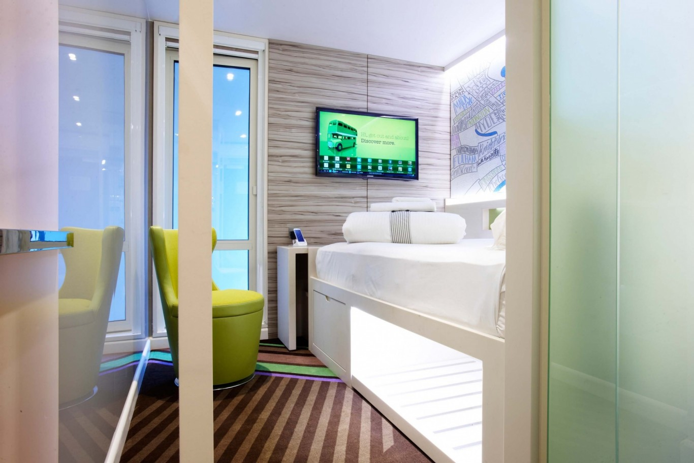 Smart Hotel Hub Lets You Control The Room With Your