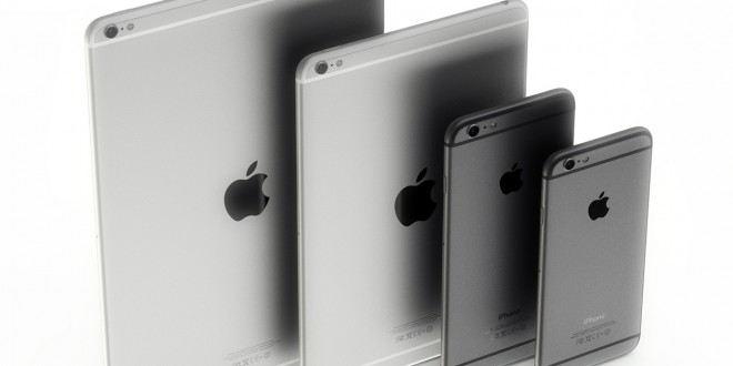 The iPhone business is going much better than Apple's iPad business, following the 4th quarter revenue report