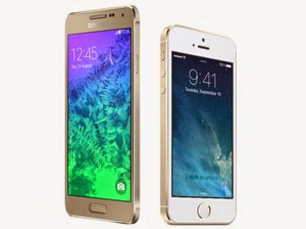 iPhone 5S vs Galaxy Alpha – specs, build quality and ...