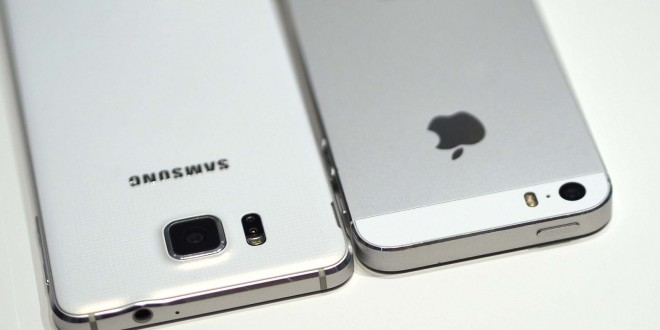LTG-iPhone 5S vs Galaxy Alpha - specs, build quality and design compared