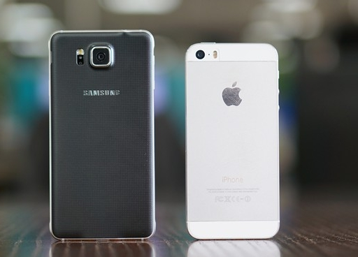 iPhone 5S vs Galaxy Alpha - specs, build quality and design compared