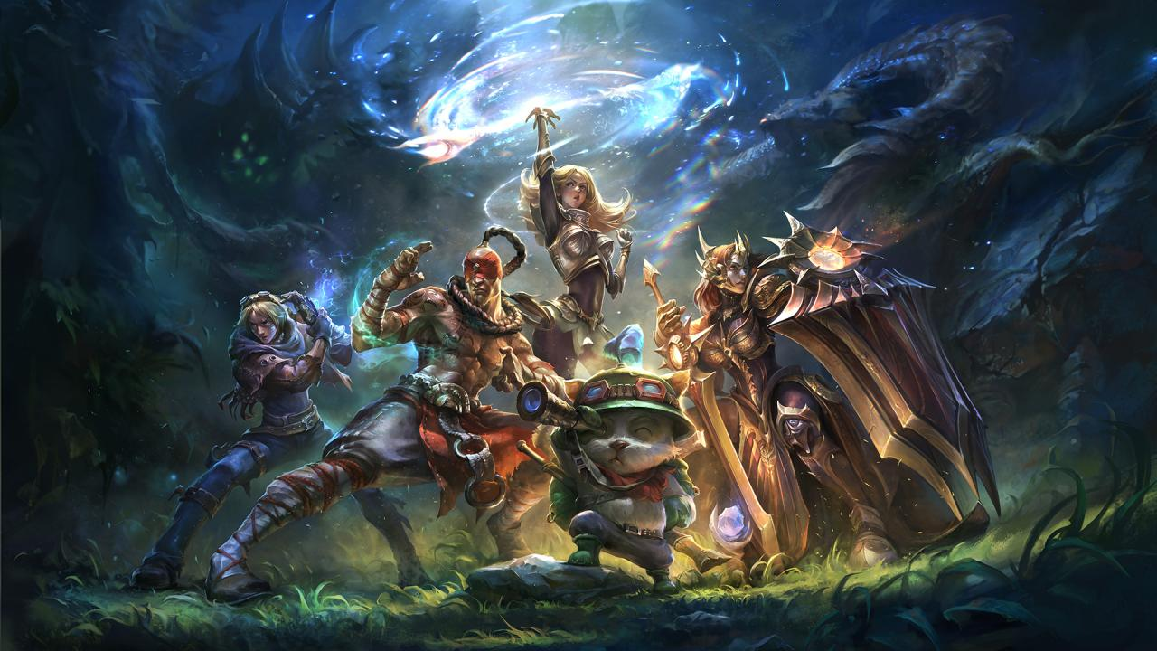 Can Heroes of the Storm hope to compete with the other MOBAs