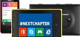 Microsoft has begun the Nokia Lumia rebranding process