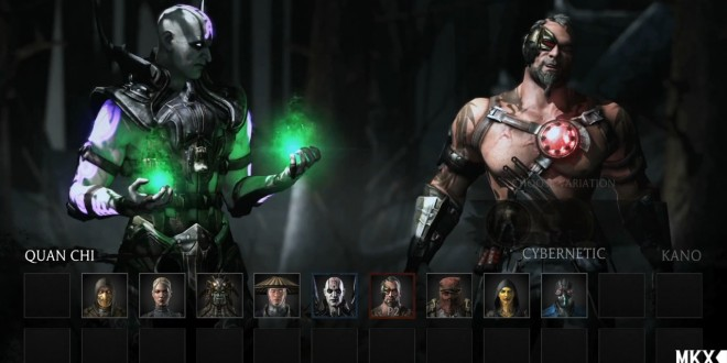 Quan Chi revealed for Mortal Kombat X – Load the Game