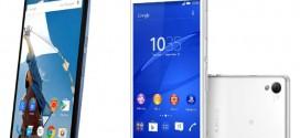 Nexus 6 vs xperia z3
