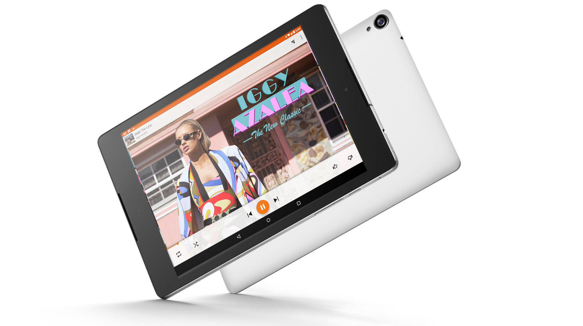 iPad Air 2 vs Nexus 9