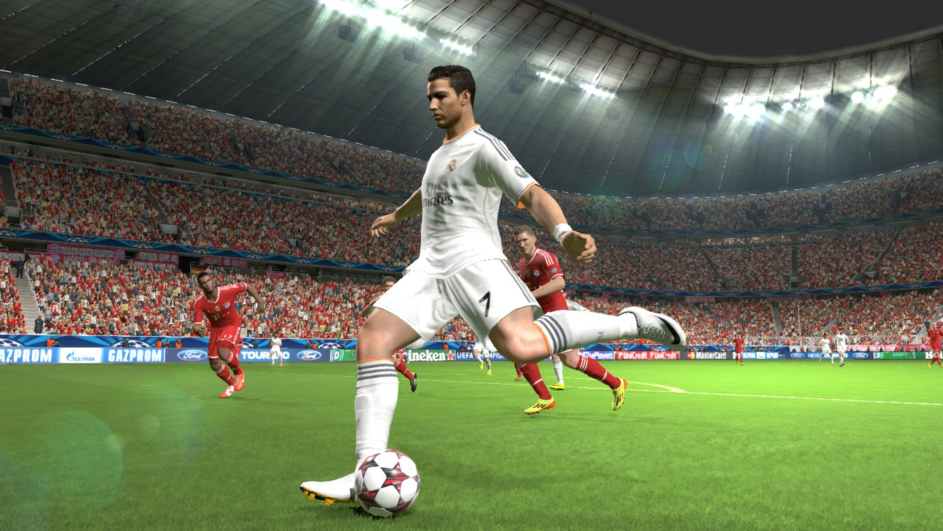 System Requirements for PES 2015 are surprisingly decent