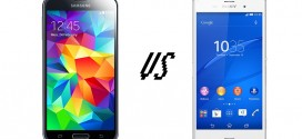 Samsung Galaxy S5 vs Sony Xperia Z3 – Out with the old, in with the new
