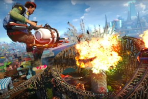 Insomniac released a launch trailer for Sunset Overdrive.