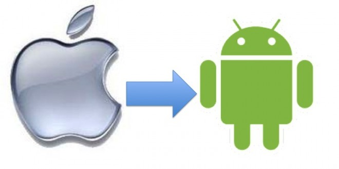 Switching from iOS to Android made easier by Google guide