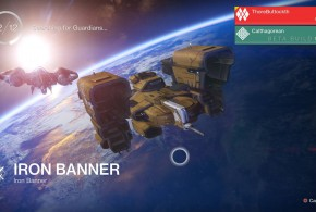 Destiny players called for the Iron Banner