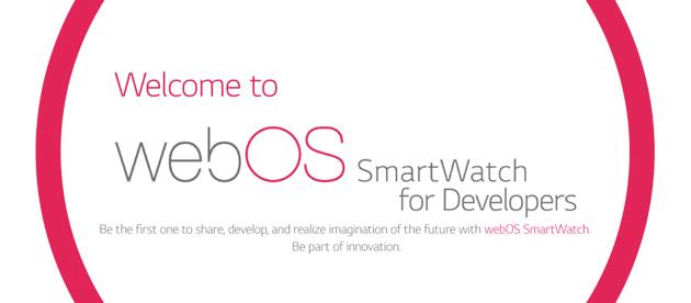 webOS developers