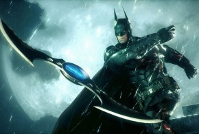 Arkham Knight footage at The Game Awards